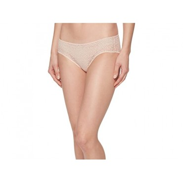 Women DKNY Intimates Modern Lace Trim Hipster Rosewater OVRHW502
